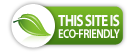 This site is eco-friendly